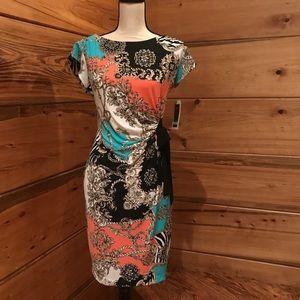 NWT Julian Taylor Dress